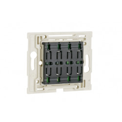CTAA-04/03-LED - Taster 4-fach, mit LED