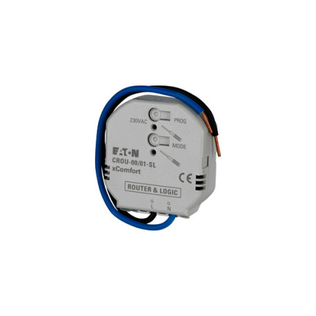 CROU-00/01-SL - Router+Logikfunktionen