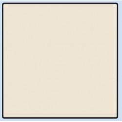 100-76001 Komplettierungsset mit Kabelauslass Creme