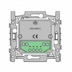 450-00021 - 1-fache Montageleiterplatte mit Metalltragrahmen - Komplette Einheit