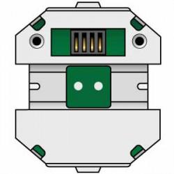 450-00060 - Anschlusseinheit für Nikobus Montageleiterplatte - Anschlusseinheit für Montageleiterplatte